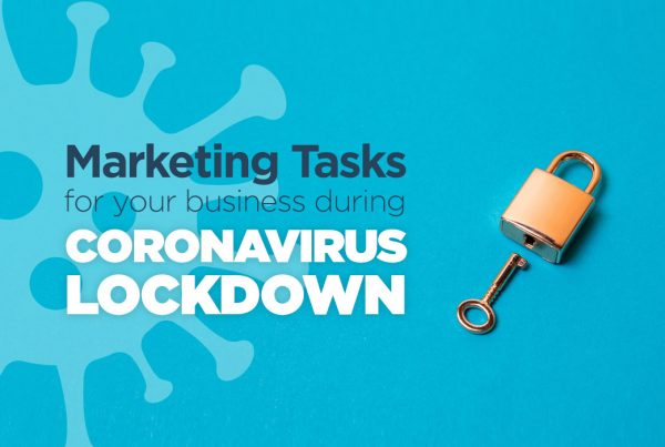 marketing during coronavirus