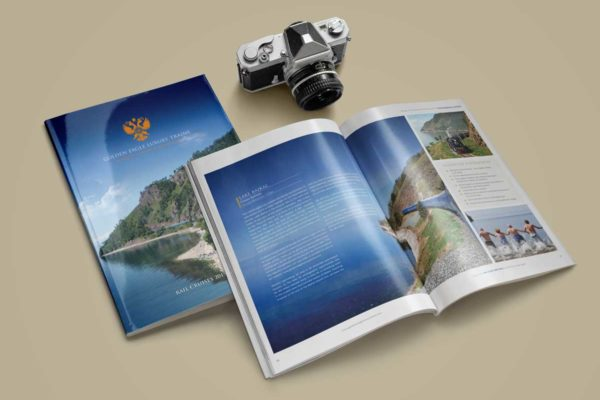 Luxury Travel Brochure