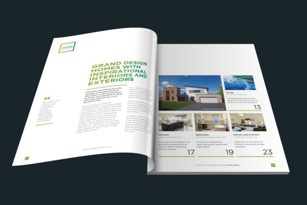 Property Brochure Design Cornwall